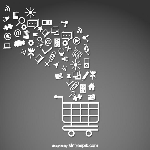 Webbshop, E-handel, E-butik